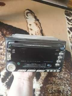 Tape Cd JVC ORIGINAL BALENO