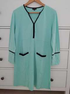 Nursing top green