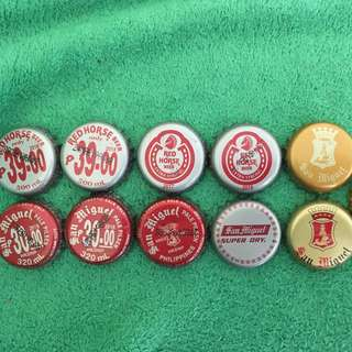 Philippines Beer Crown Caps
