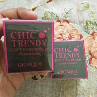 Bioaqua Blush On Chick Trendy