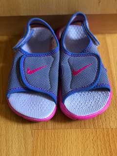 Sendal sepatu anak nike ori