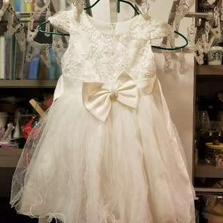 新淨花囡裙
