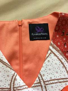 Plains Dress medium