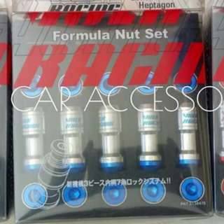 Volk Racing Lug nuts