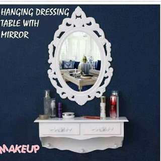 Dressing Table vanity mirror #furniture50