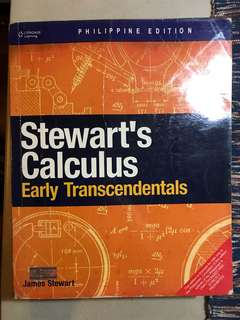 Stewart's Calculus Early Transcendentals