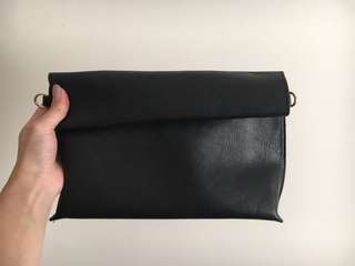 Reversible Clutch bag