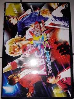 """DVD Konser A.B.C-Z """"Twinkle Star Tour"""""""