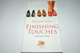 Novel Finishing Touches - Deanna Kizis