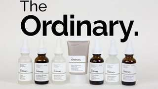 The Ordinary - Skincare