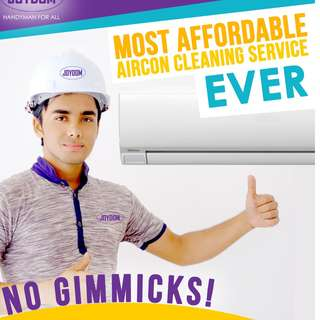 Aircon Cleaning | Chemical Cleaning