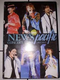 "DVD Konser ""Pacific Tour 2007-2008"" Tokyo Dome (2Disc)"