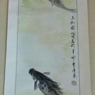 清末民初古畫