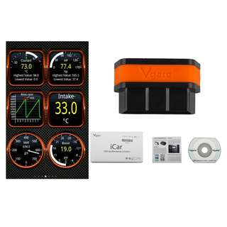 OBD2 ELM327 for Perodua Myvi 1.3 | viva | axia | bezza | myvi 2018  ♥ Ready Stock ♥