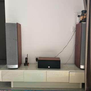 Final Call For Moving out sales - JBL Speaker set