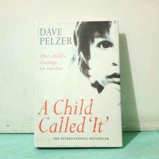 (Hardbound) A Child Called It - Dave Pelzer