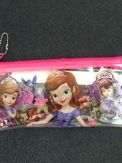 Sofia Princess Pencil Box Set