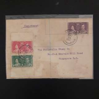 Newfoundland 1937 First Day Cover