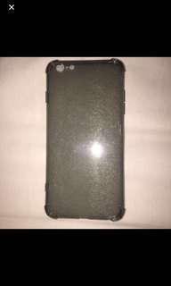 Iphone 6plus black anticrack case