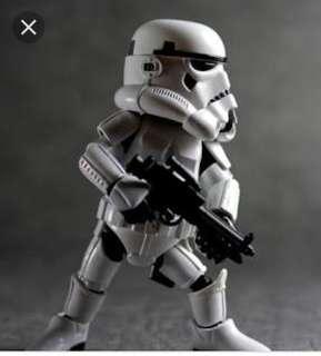 Stormtrooper Herocross