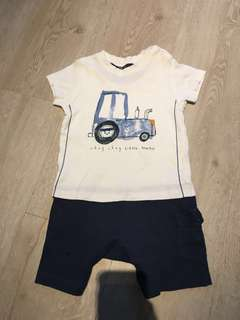 Mothercare $15 Baby Romper