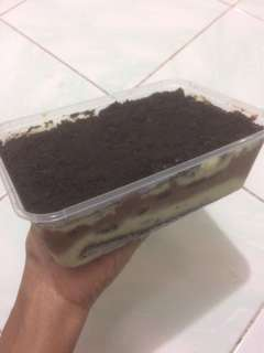 Ice cake avocado oreo