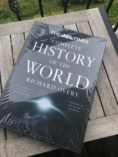 The Times Complete History of the World