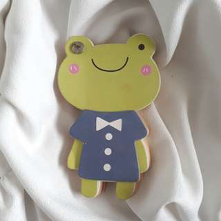 Cute Frog Notebook