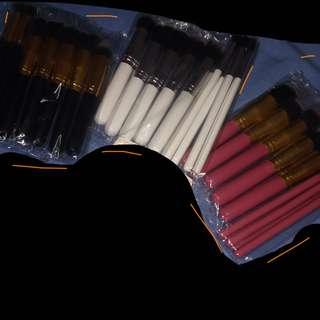 10pc Makeup Brush Set