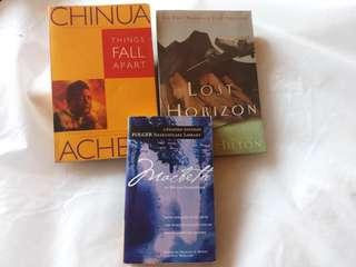 Book Bundle: Classics