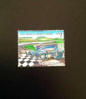 Malaysia 1999 Grand Prix 1V MintNH (0414)