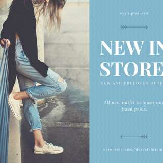 Open store ###