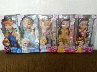 Disney todllers doll
