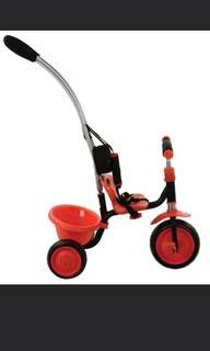 Children Tricycle Kids Tricycle Hauck Prema Tricycle Red