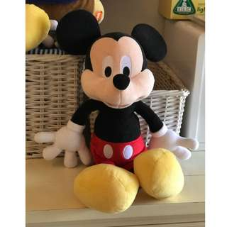 Mickey Mouse Soft Toy #garagesaleclementi