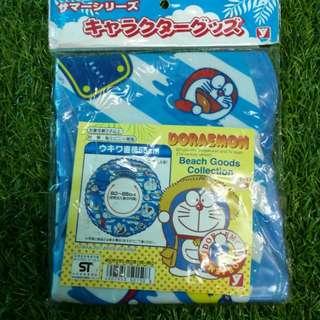 Doraemon swimming ring