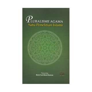 Pluralisme Agama: Satu Penelitian Islami– soft cover