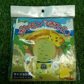 Pikachu swimming ring