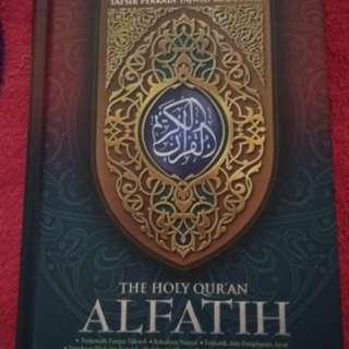 Al-Qur'an Alfatih