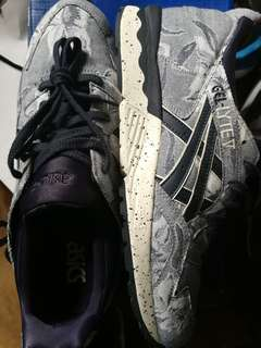 Asics Gel Lyte V Indian Ink Japanese Textile