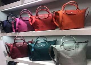 💯 Authentic Longchamp Neo