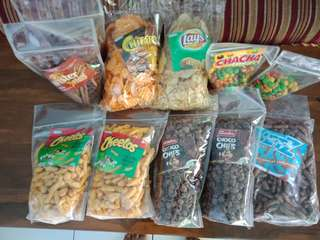 Snack kiloan ori