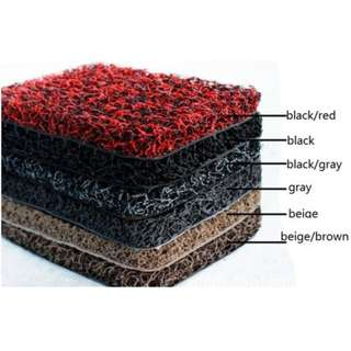 Quality PVC wire ring Deluxe car mat thick 2.0cm