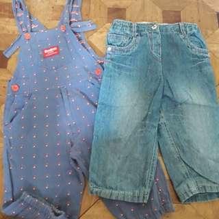 Pants and Jumpsuit