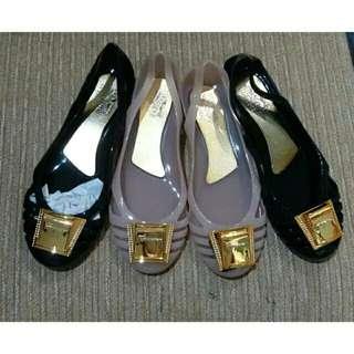 Sepatu wanita jelly Fergamo BE