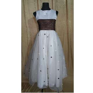 SALE Princess Ballgown