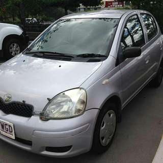 QUICK SALE Immaculate Engine Toyota ECHO 5 doors 1.3 Manual
