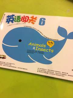 Animal & Insect (Bilingual)