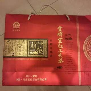 宜紅工夫茶,紅茶,湖北宜紅茶葉有限公司