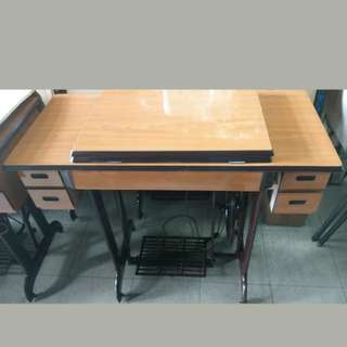 5-DRAWER CABINET FOR SEWING MACHINES